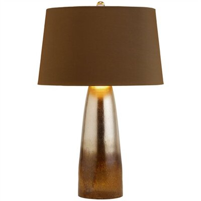 ARTERIORS Home Leopard Silveria Tapered Glass Lamp