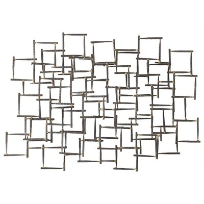 ARTERIORS Home Ecko Iron Wall Sculpture