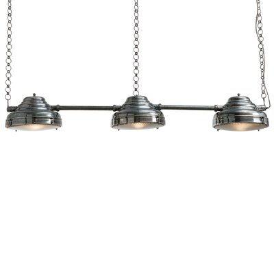 Flanagon 3 Light Kitchen Island Pendant