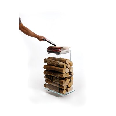 AK47 Nuvola Glass Log Rack