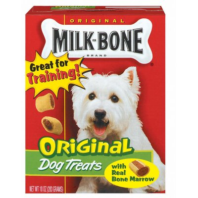 "Milk Bone® 6.25"" Original Biscuits Dog Treat"