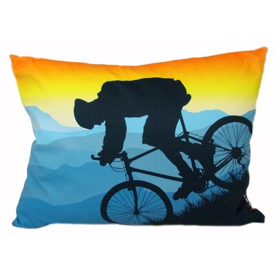 lava Mountain Bike Pillow