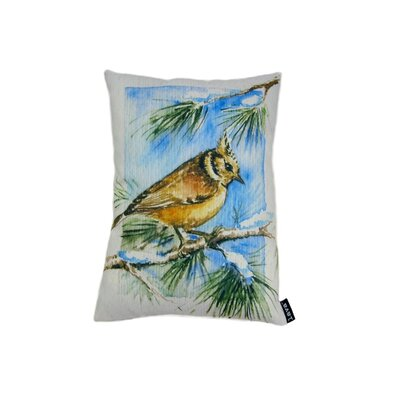 lava Lava Bird Pine Pillow