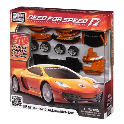 Need for Speed Custom McLaren MP4 12c