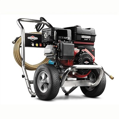 Briggs & Stratton Professional 3700 PSI (Gas / Cold Water) Pressure Washer with CAT Pump