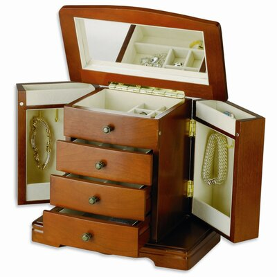 Seya Inc. Walnut Jewelry Box