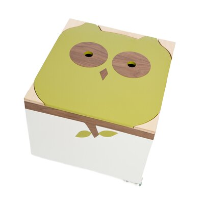 Mod Mom Furniture Noah Owl Toy Box
