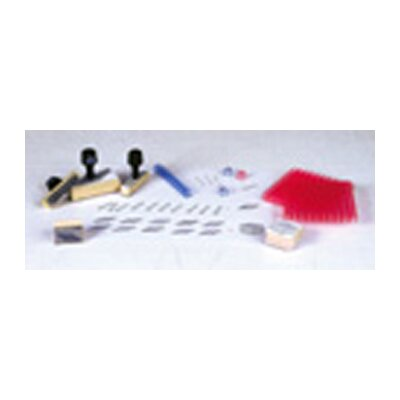 Center Enterprises Inc Stamp Set Base 10 Block 4-pk 1 each