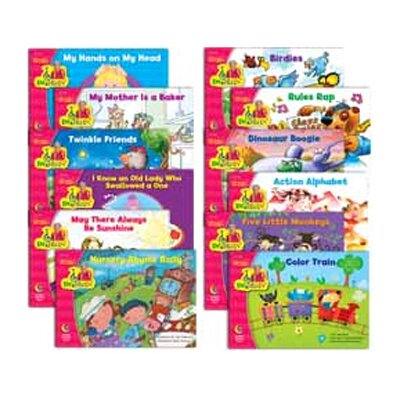 Creative Teaching Press Dr Jean Variety Pack Prek-1