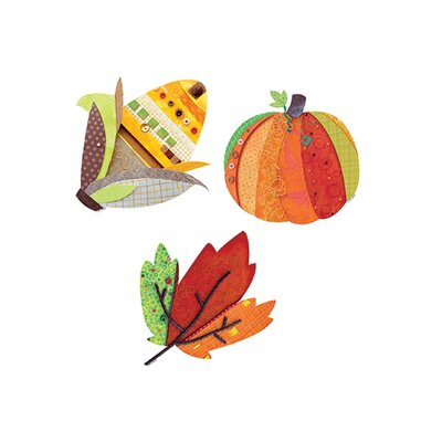 Creative Teaching Press Autumn Harvest Cut Outs