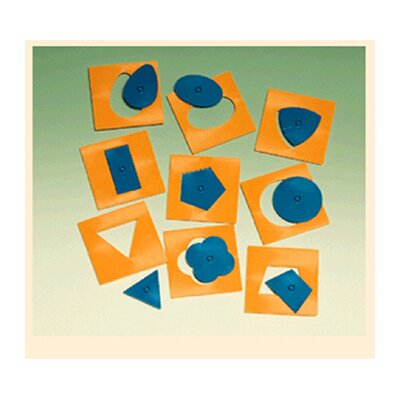 Didax Montessori Shapes