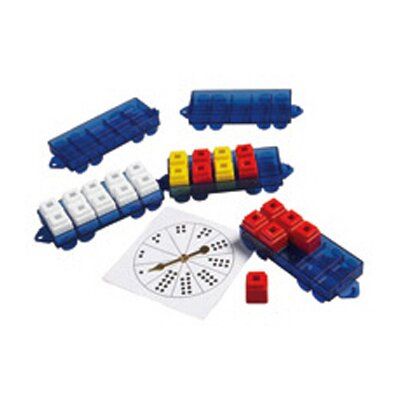 Didax Ten Frame Trains