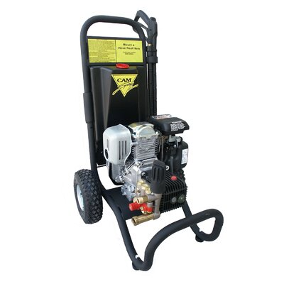 1600 PSI Cold Water Gas Pressure Washer