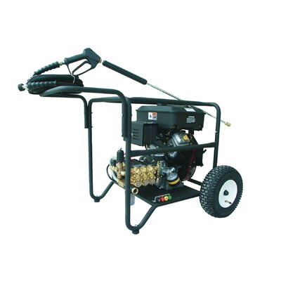 3000 PSI Cold Water Gas Pressure Washer with Honda Electric Start Engine