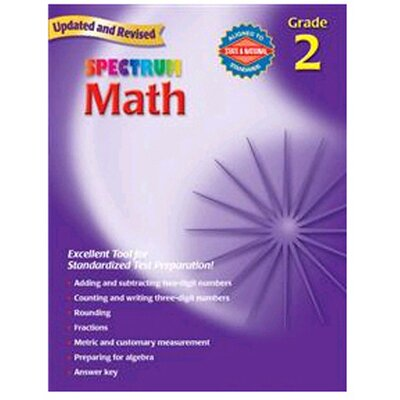 Frank Schaffer Publications/Carson Dellosa Publications Math Gr 2 Starburst