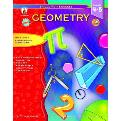 Frank Schaffer Publications/Carson Dellosa Publications Geometry Gr 4-5