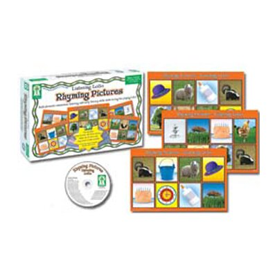 Frank Schaffer Publications/Carson Dellosa Publications Rhyming Pictures Manipulatives