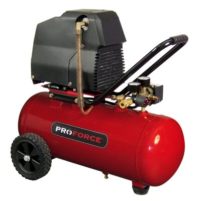Powermate Proforce 7 Gallon Oil Free Air Compressor