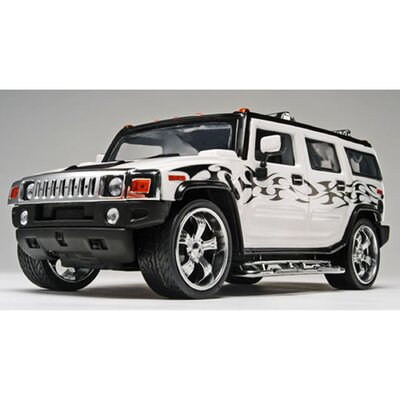 Revell 1:25 Scale California Wheels Hummer H2