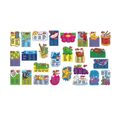 Teachers Friend Bb Set Beginning Blends Word Banks
