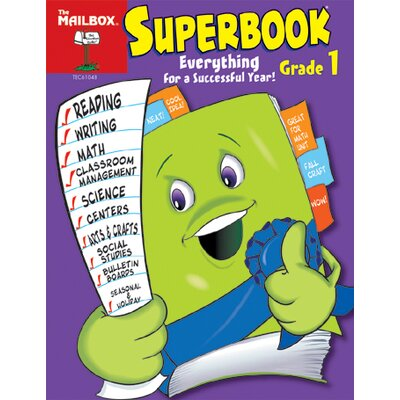 The Education Center The Mailbox Superbook Gr 1