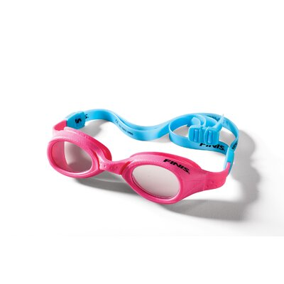 Finis Fruit Basket Goggles with Pink Cherry Scent