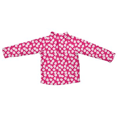 i play. Winter Wear Microfleece Shirt in Pink Floral