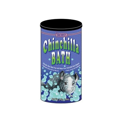 F.M. Browns Wildbird Chinchilla Bath Shampoos - 2 lbs