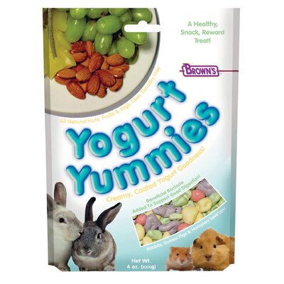 F.M. Browns Wildbird Yogurt Yummies Small Animal Treat