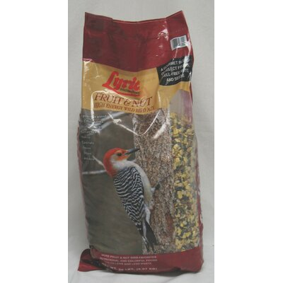 Greenview Lyric Lyric Fruit And Nut Bird Food