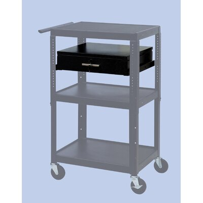 "VTI 26"" - 42"" Adjustable Equipment Cart"