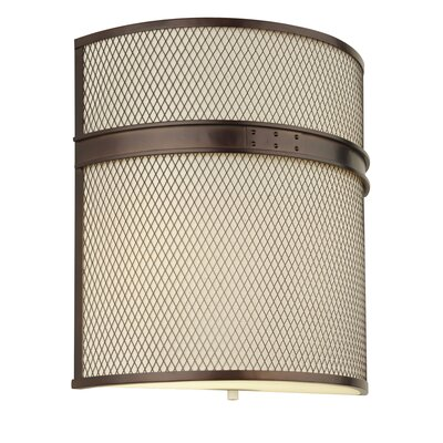 Philips Forecast Lighting I Beam 2 Light Wall Sconce
