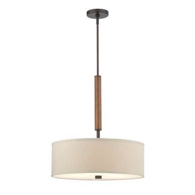 Philips Forecast Lighting Embarcadero 2 Light Drum Pendant