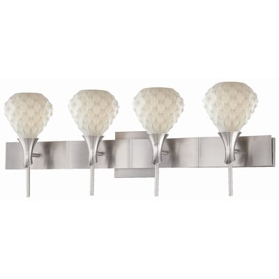 Philips Forecast Lighting Ripple 4 Light Bath Vanity Light