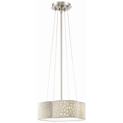Philips Forecast Lighting Noe 2 Light Drum Pendant