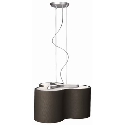 Philips Forecast Lighting Clove 3 Light Drum Pendant