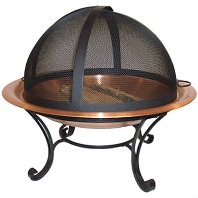 Corral Easy Access Fire Pit Spark Screen
