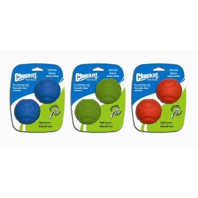 Fetch Ball Dog Toys (2 pack)