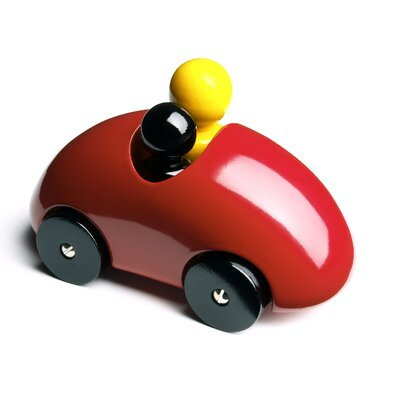 Playsam Streamliner Rally Car in Red