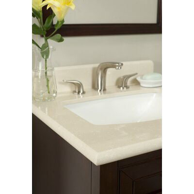 "Lanza Brighton 26"" Vanity Set with Backsplash"