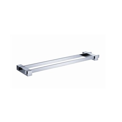 "Fresca Ellite 20"" Double Towel Bar"