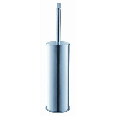 Fresca Chrome Toilet Brush Holder