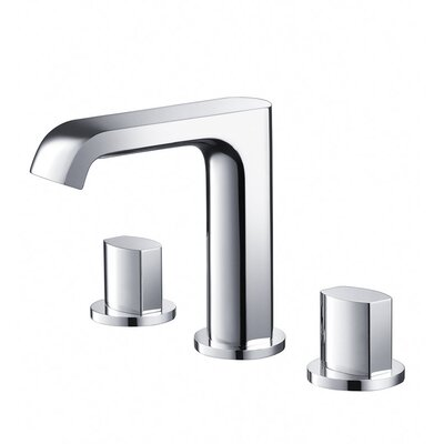 Fresca Tusciano Double Handle Widespread Vanity Faucet