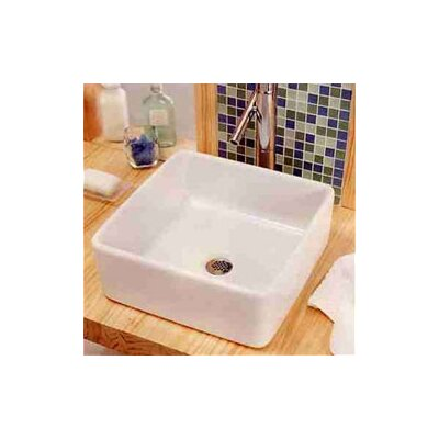 Porcher Semplice Square Vessel Sink