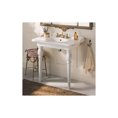 Sonnet Petite Console Bathroom Sink - 30018