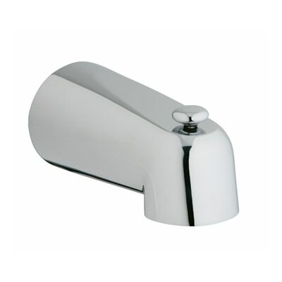 Grohe Double Handle Wall Mount Tub Spout Trim