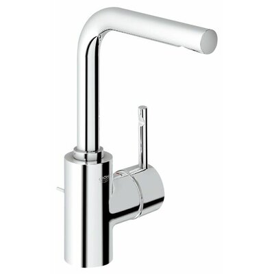 Grohe Essence Single Hole Bathroom Sink Faucet with Single Handle