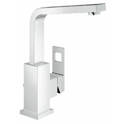 Grohe Eurocube Centerset Bathroom Sink Faucet with Single Handle