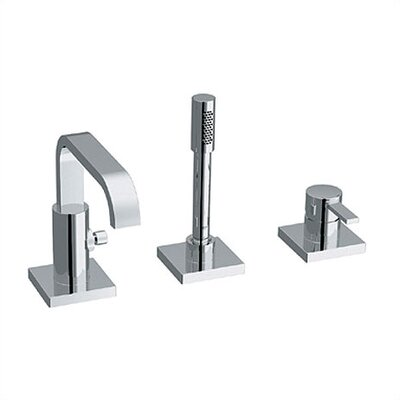 Grohe Allure Double Handle Deck Mount Roman Tub Faucet Trim Lever Handle