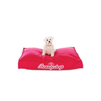 Sit On It Doggie Style Beanbag in Beauty Sleep Funky Fuchsia